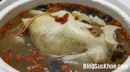 vit ham Món ăn bồi bổ từ thịt vịt