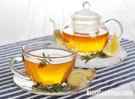 1212 Những tác hại do uống nhiều trà gừng