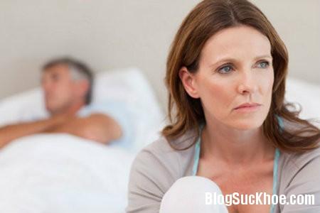 1325 Triệu chứng mắc bệnh phụ khoa tuổi mãn kinh