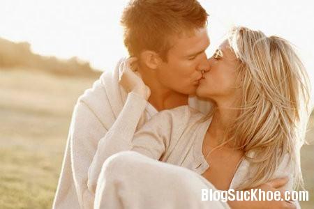 1129 Nụ hôn có thể lây truyền 80 triệu vi khuẩn trong 10 giây