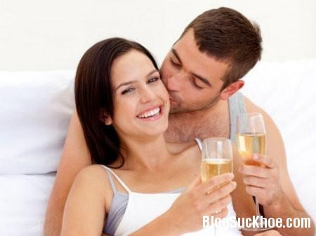 1134 Những loại nước không nên uống trước khi yêu