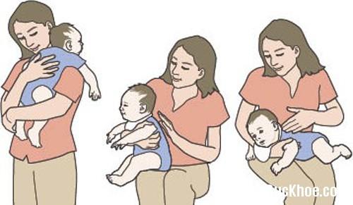 1383 Bí quyết chăm sóc trẻ sơ sinh cho người lần đầu làm mẹ