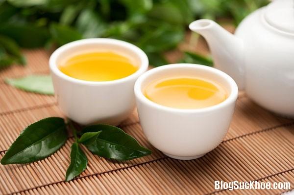 1455 Cách chữa bệnh hiệu quả từ trà xanh