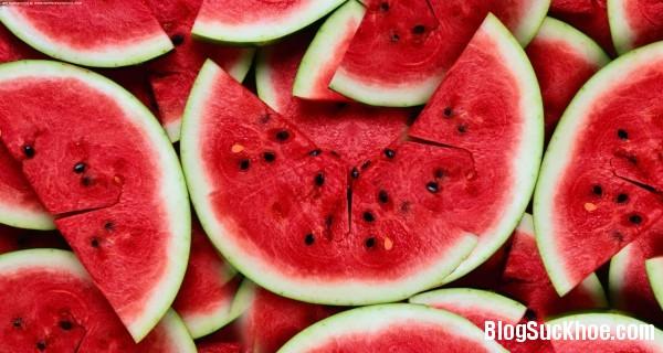 1498 Những điều cần biết khi ăn dưa hấu