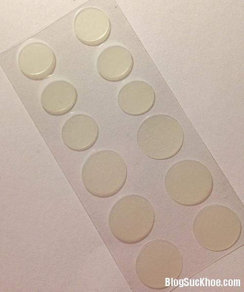 13 Thật hư miếng dán trị sẹo mụn