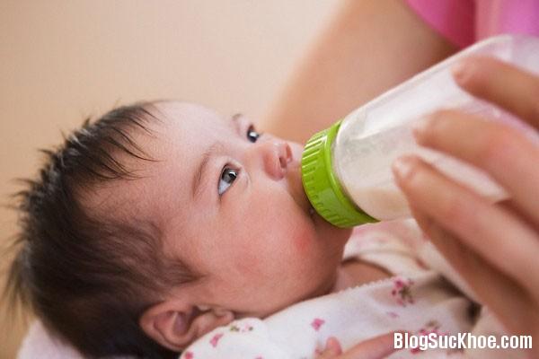 1475 Những triệu chứng khi bé bị dị ứng sữa