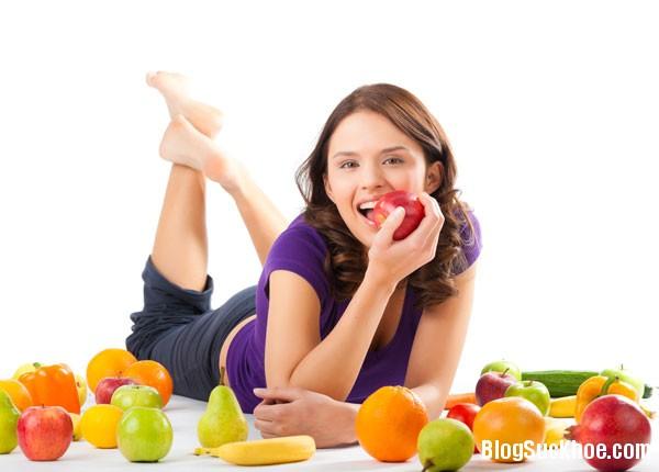 1541 Những cách ăn hoa quả tưởng đúng lại gây tiêu chảy, viêm loét dạ dày