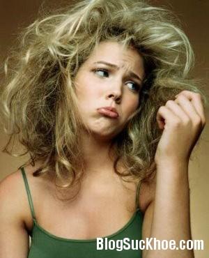 1146 Mẹo khắc phục tóc khô và rụng