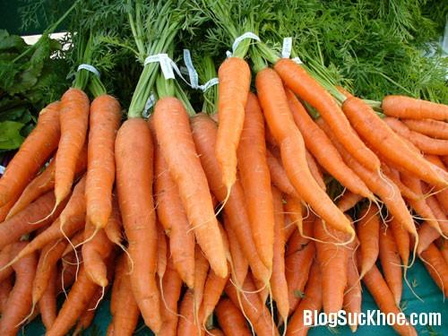 165 12 loại trái cây và rau củ bạn nên ăn thường xuyên