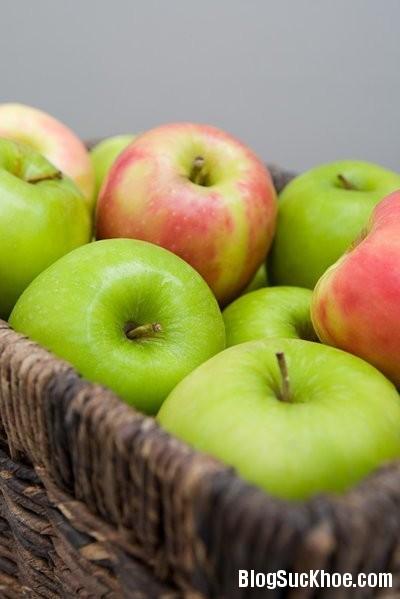 19 Bà bầu ăn táo tốt cho sức khỏe