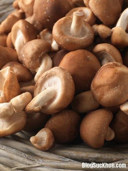 26 Nhiều công dụng chữa bệnh từ nấm hương