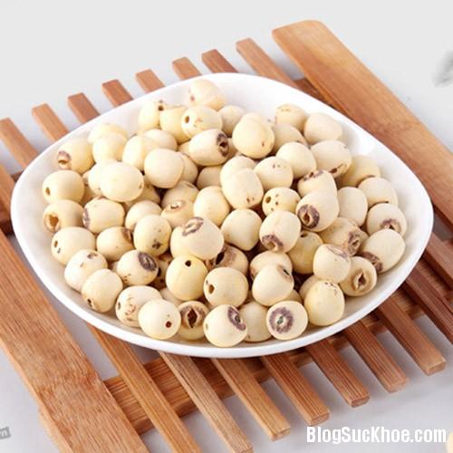 1129 Lợi ích vàng từ hạt sen