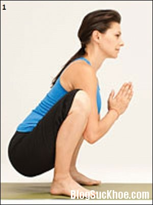 134 Giảm đau lưng nhờ 2 động tác yoga dễ làm