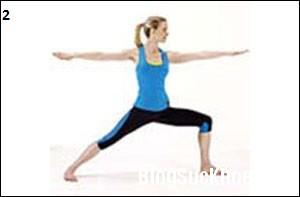 25 Giảm đau lưng nhờ 2 động tác yoga dễ làm