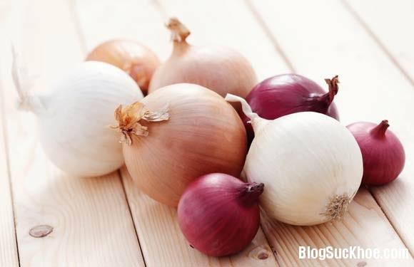 1214 Dinh dưỡng có lợi từ hành tây