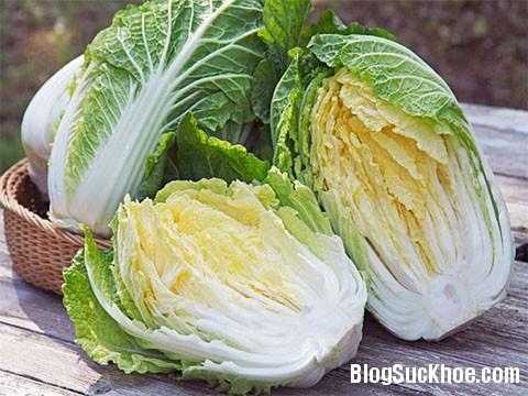 1311 Công dụng chữa bệnh hiệu nghiệm từ rau cải thảo