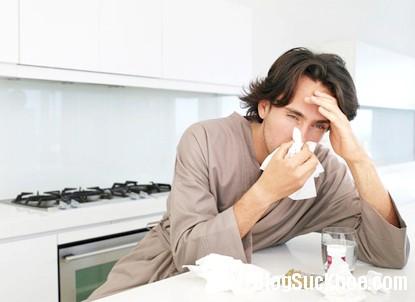 1334 Bài thuốc dân gian đặc trị viêm xoang do dị ứng