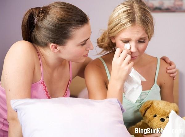 110 Bắt bệnh vùng kín cho phụ nữ
