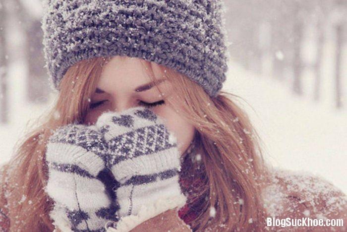 1312 7 phương pháp phòng ngừa cảm lạnh