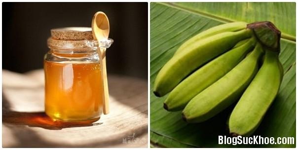194 Cách kết hợp chuối và mật ong chữa bệnh dạ dày