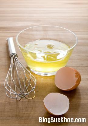 195 Ăn lòng trắng trứng để nuôi dưỡng tinh trùng tốt