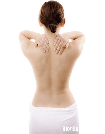 1216 Những bộ phận nên thường xuyên massage