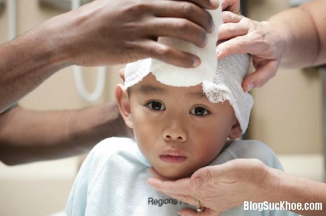 192 Làm gì khi trẻ bị chấn thương?
