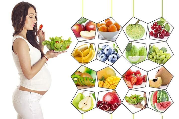 221 Dinh dưỡng cho từng tháng thai kỳ