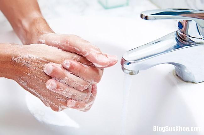 1120 5 thời điểm bắt buộc phải rửa tay
