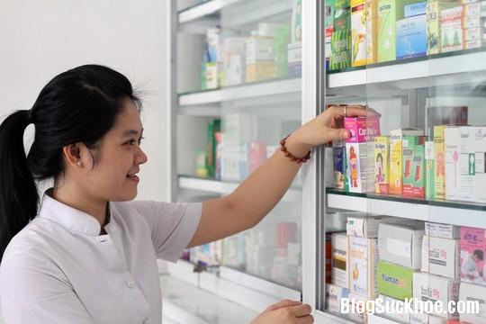 1155 Cách bảo quản thuốc trong nhà