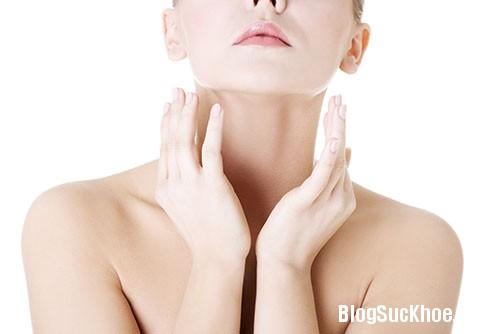 1196 Phương pháp để da cổ không có nếp nhăn