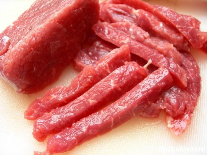 1247 Cách phát hiện thịt có giun sán