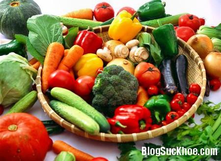 1248 Màu sắc rau củ tốt cho sức khỏe như thế nào?