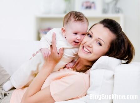 1268 5 vấn đề chị em lo lắng sau khi sinh