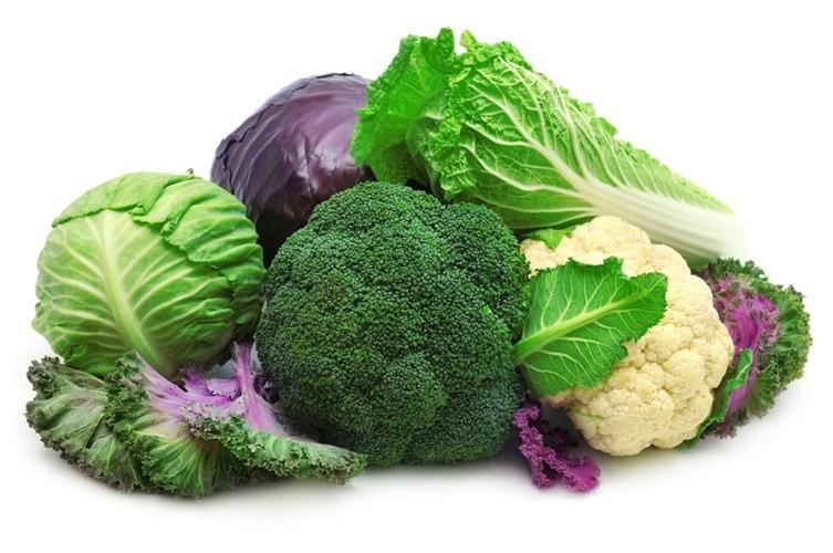 1358 Những loại rau rẻ tiền ngừa ung thư hiệu quả