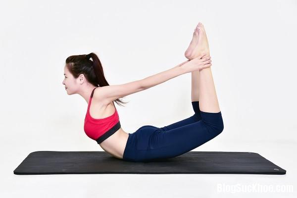 32 Giảm mỡ bụng hiệu quả với động tác yoga đơn giản