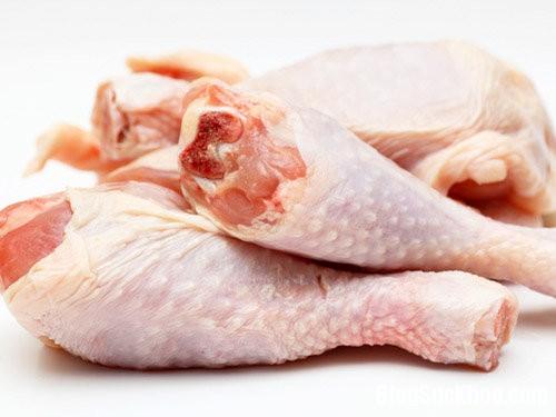 1262 Mẹo rã đông thịt gà an toàn mà vẫn giữ được chất dinh dưỡng