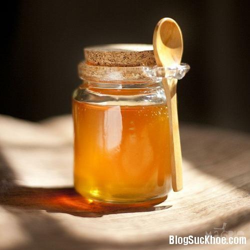1298 Chữa cảm bằng mật ong
