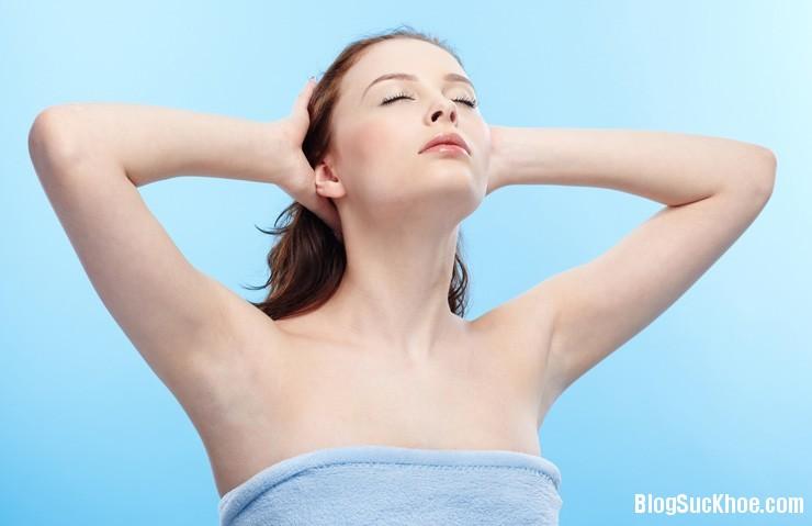 169 Mẹo hay giúp hạn chế lông nách mọc hiệu quả