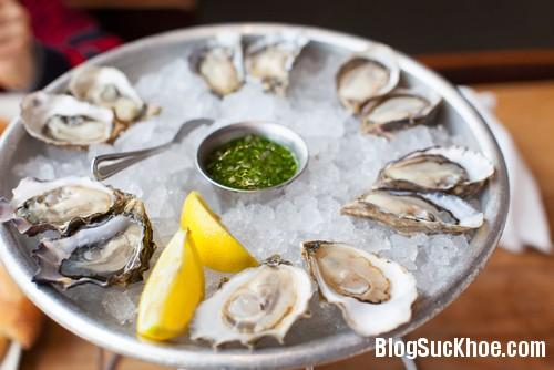 214 4 loại hải sản giúp chị em giảm cân