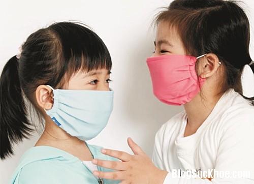 1149 Chăm sóc trẻ bị viêm đường hô hấp tại nhà