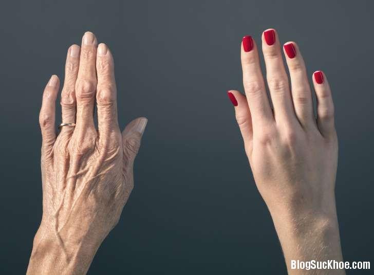 1207 Phương pháp chống lão hóa da tay ngay tại nhà