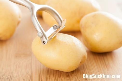 1213 Những sai lầm cần phải tránh khi ăn khoai tây