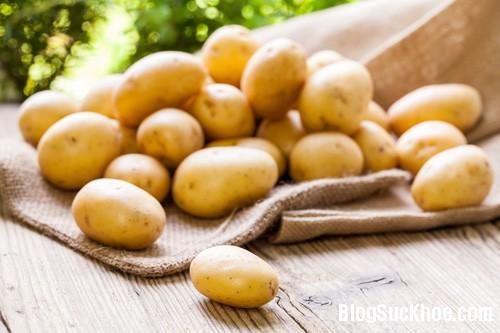 1214 Những sai lầm cần phải tránh khi ăn khoai tây