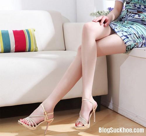 148 Cách đơn giản để chân dài thon gọn