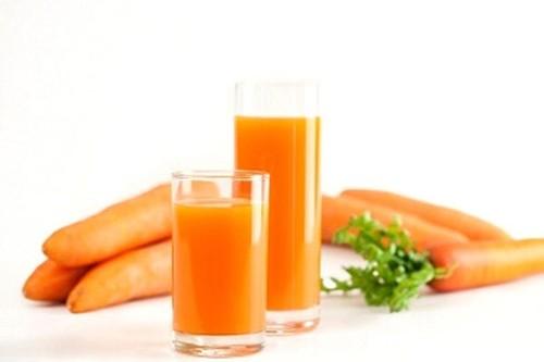 29 5 cách trị mụn thâm bằng cà rốt hiệu quả