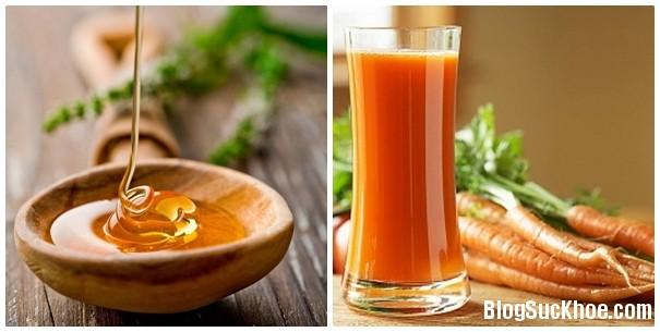 34 5 cách trị mụn thâm bằng cà rốt hiệu quả