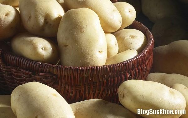 1190 Tại sao không nên để khoai tây trong tủ lạnh?