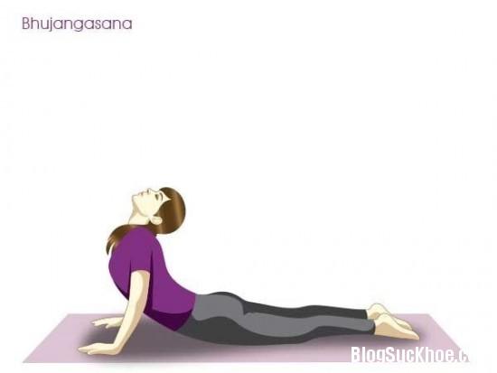 4 Những tư thế yoga giúp tăng cường sức đề kháng