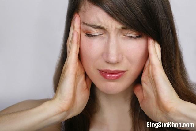 1280 Trị đau đầu khi chuyển mùa không cần tới thuốc tây